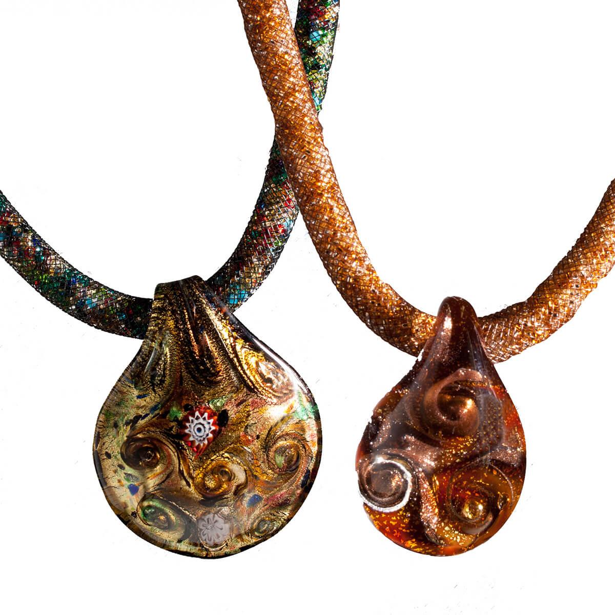 Collane Venetiaurum fatti a mano a Murano