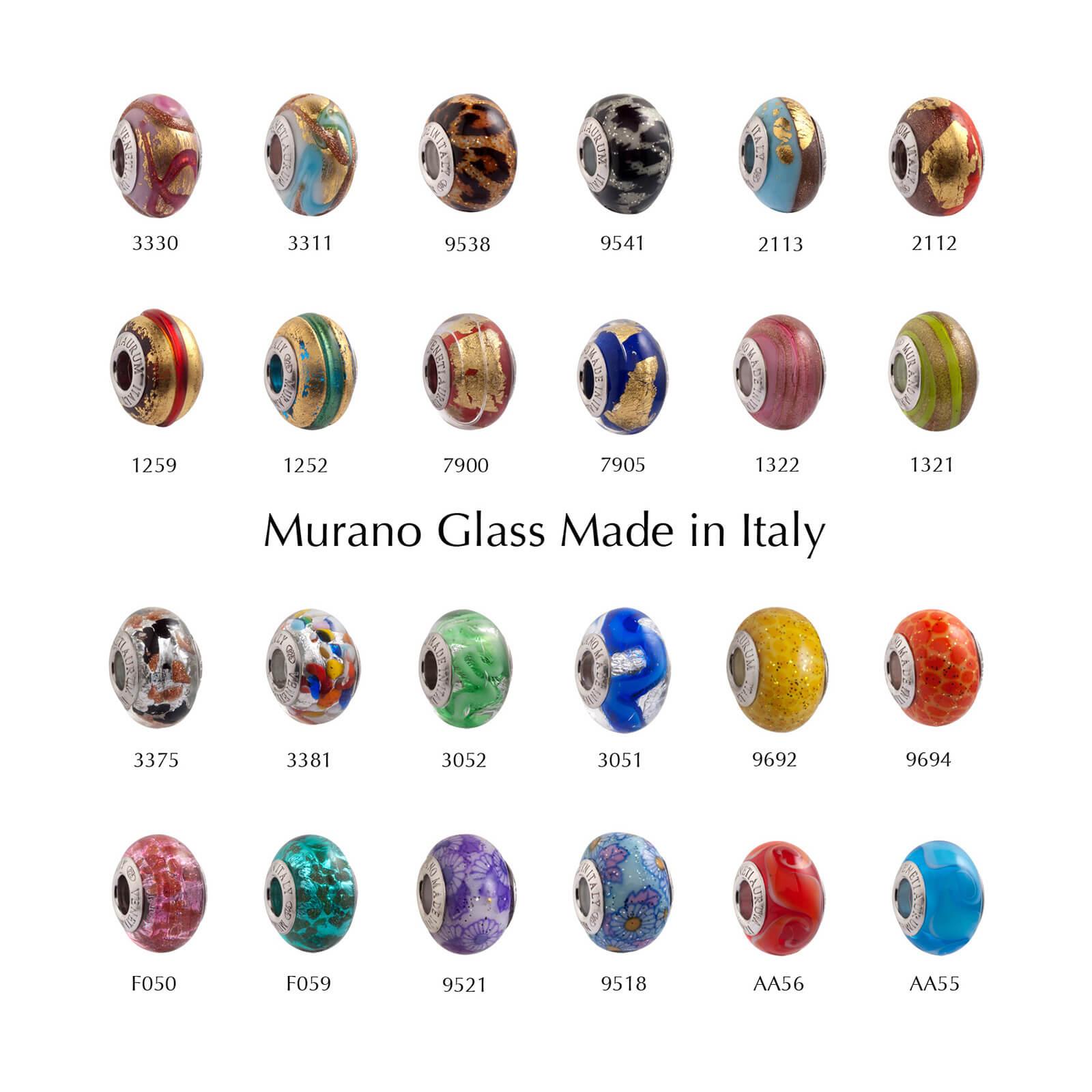 Gioielli Venetiaurum fatti a mano a Murano