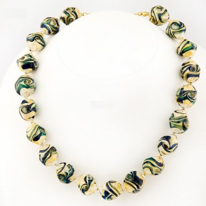 Handame Venetiaurum Neckless in Murano