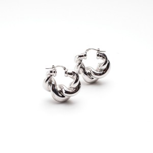 italian collection silver handmade earrings
