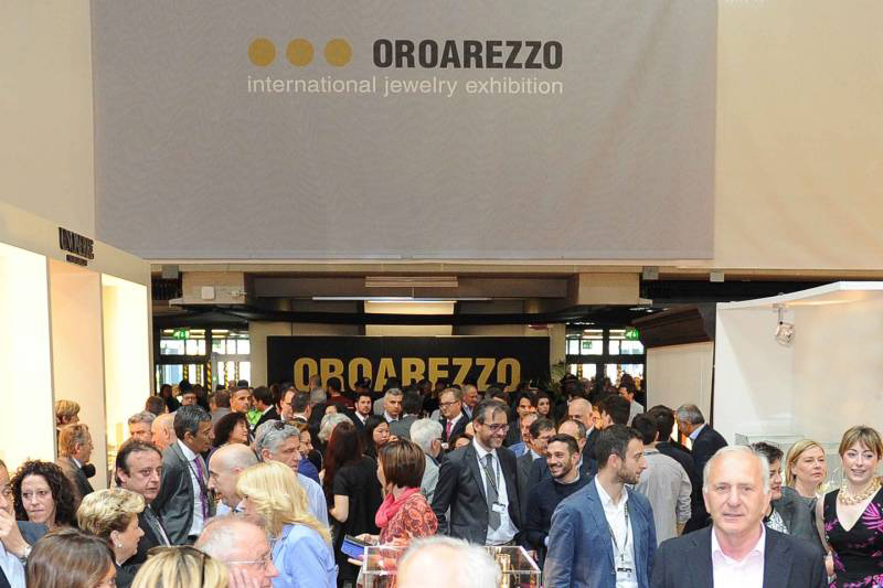 OroArezzo International Jewelry Show