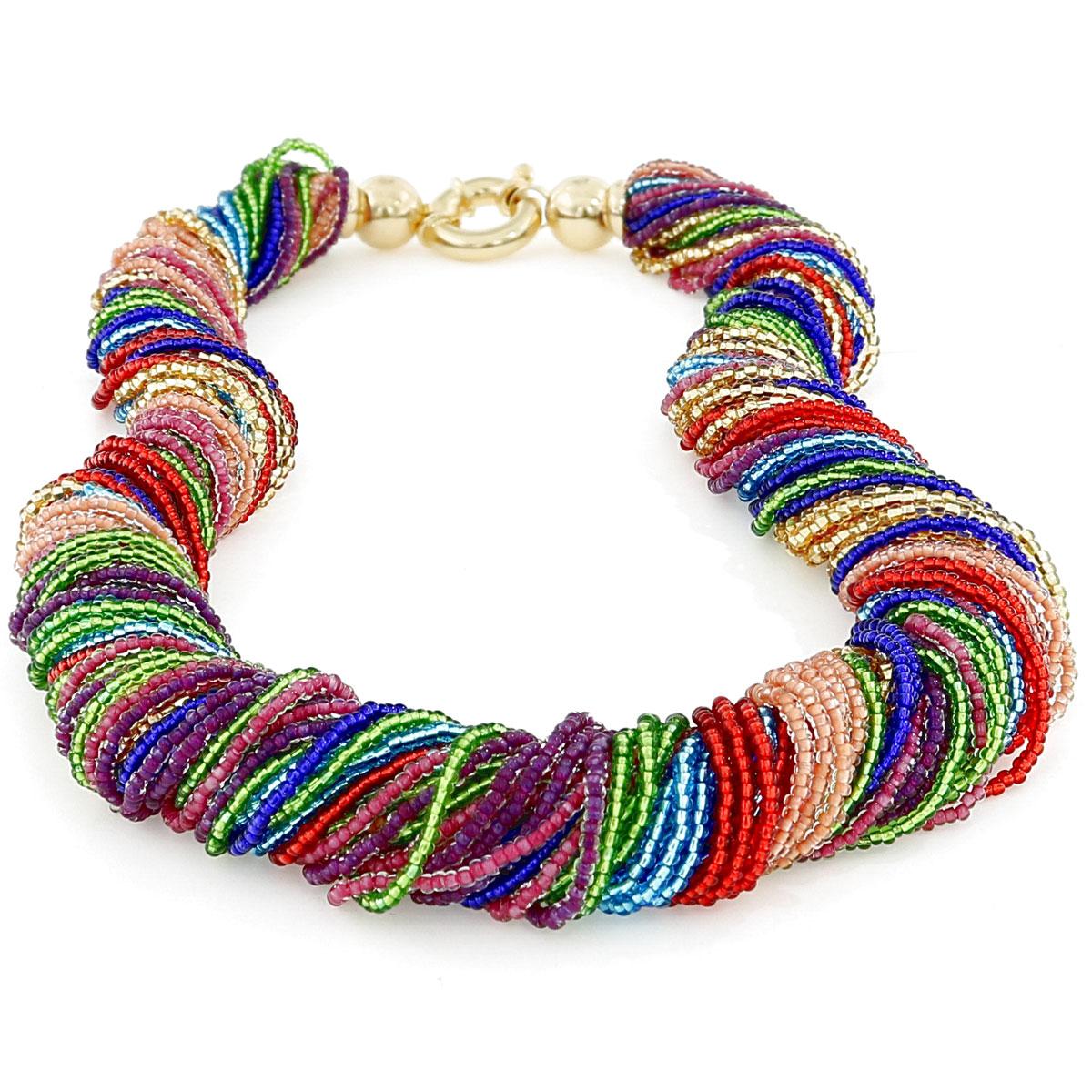 Collana Conteria Multicolore