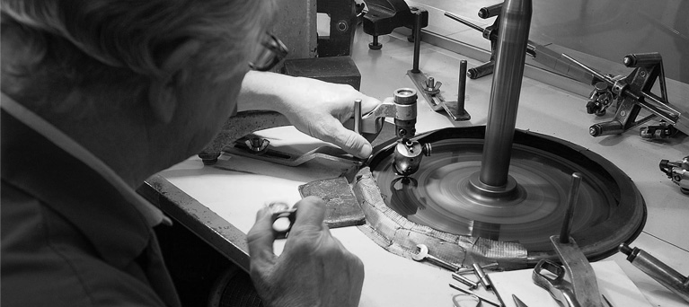 Lavoratore Gioielli vetro di Murano