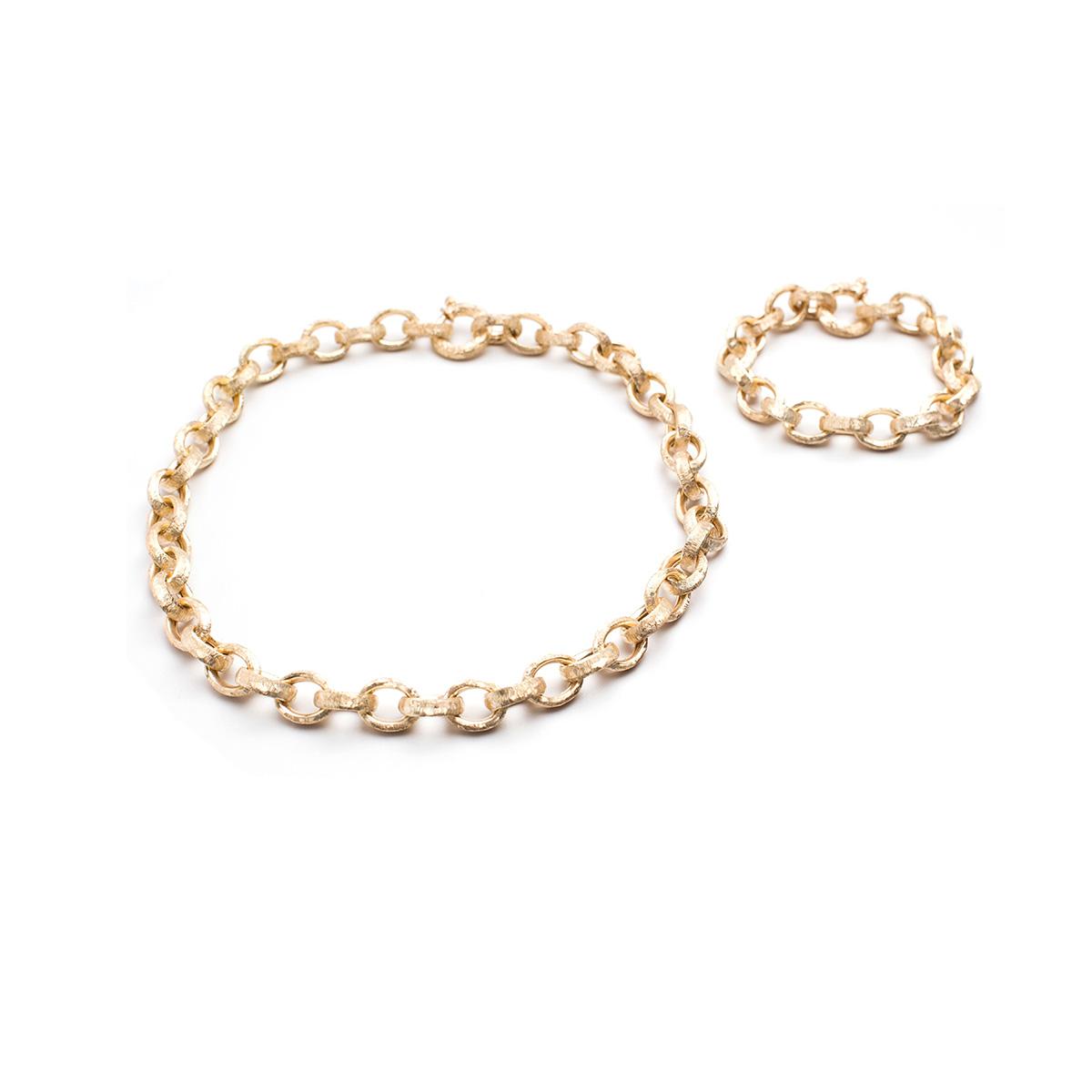 Linea italia braccialetto italian collection fatto a mano