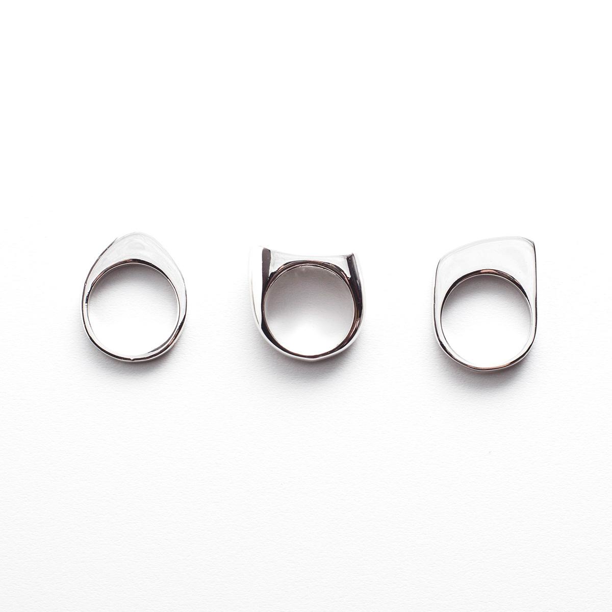 Italian Collection anelli argento fatti a Venezia