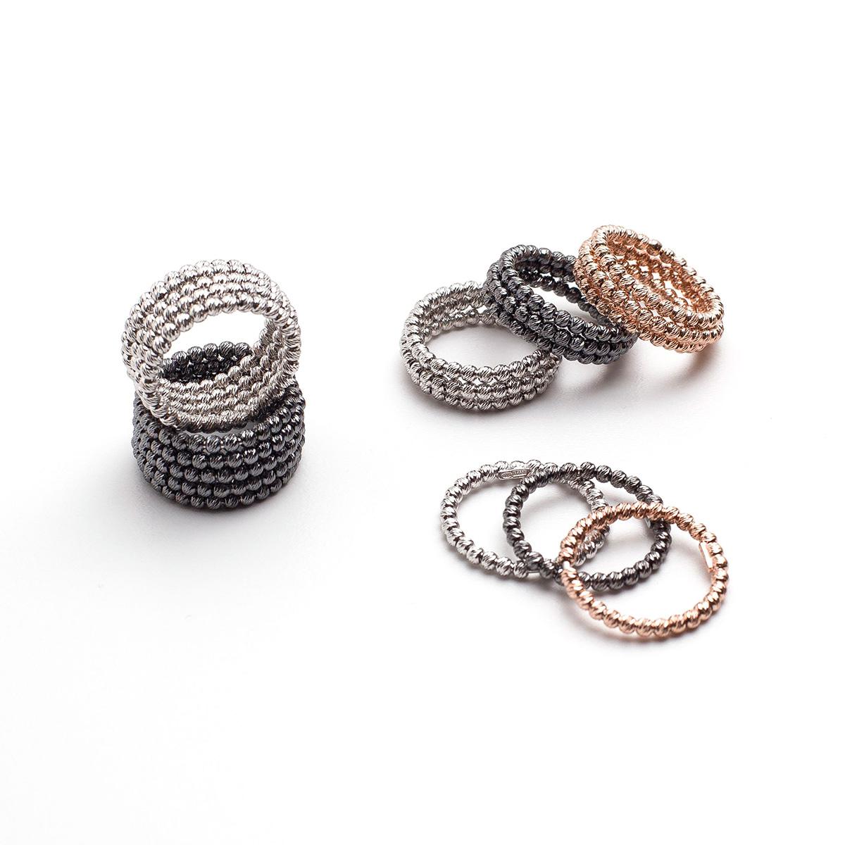 Linea Italia - italian collection handmade rings