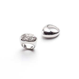 Linea italia silver earring italian collection in silver