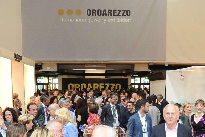 OroArezzo International Jewelry Show